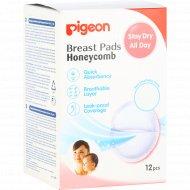 Вкладыши в бюстгалтер «Honeycomb Breast Pad» 12 шт.