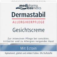 Крем для лица «Dermastabil» с эктоином, 50 мл.