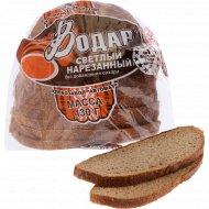 Хлеб «Водар» светлый нарезанный 430 г.