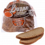 Хлеб «Водар» светлый нарезанный, 430 г.