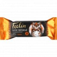 Сырок глазированный «Feelin» с какао, 20%, 40 г.