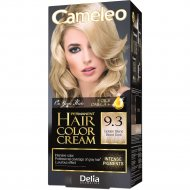 Крем-краска для волос «Cameleo» тон 9.3 золотистый блондин.