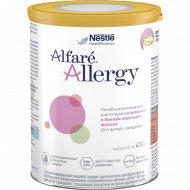 Смесь сухая «Nestle» Alfare, Allergy, с рождения, 400 г