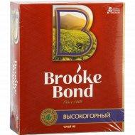 Чай чёрный «Broke Bond» высокогорный, 100 пакетиков.