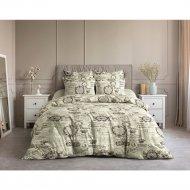 Комплект постельного белья «Ночь Нежна» Свидание 7421-1, евро 70х70.