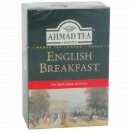 Чай черный «Ahmad Tea» английский завтрак, 90 г.