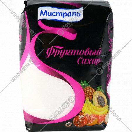 Сахар фруктовый «Мистраль» 500 г.