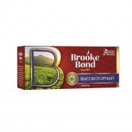 Чай черный «Brooke bond» высокогорный 25*1,8г.