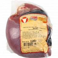 Отруб из говядины бескостный «Пашина» охлаждённый 1 кг., фасовка 0.85-0.95 кг