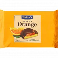 Печенье «Walter's» апельсин, 264 г.
