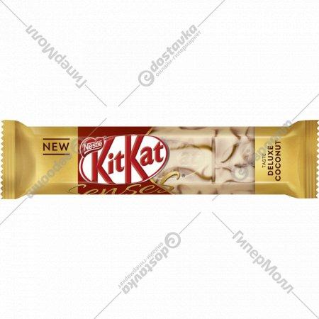 Шоколад «Kit Kat» Senses Taste Deluxe Coconut, 40 г.