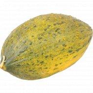 Дыня «Piel De Sapo» 1 кг., фасовка 0.9-1.5 кг