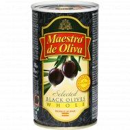 Маслины «Maestro de Oliva» с косточкой, 200 г.