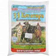 Почвооздоравливающий препарат «33 Богатыря» 1 л.