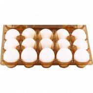 Яйца куриные, С-1, 15 шт.