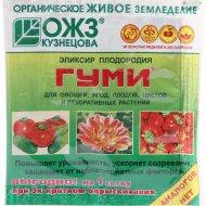 Удобрение «Гуми» эликсир плодородия, 6 г.