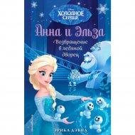 Книга «Возвращение в ледяной дворец».