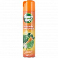 Освежитель воздуха «Sunny say» антитабак, сочный цитрус, 300 мл