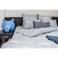 Комплект постельного белья «Ночь Нежна» Письма, 2 сп. евро 70х70.