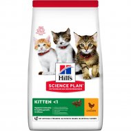 Корм для кошек «Hill's» Science Plan, Kitten, Chicken, 604714, 1.5 кг