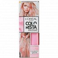 Бальзам окрашивающий смываемый для волос «Colorista» розовый, 80 мл.
