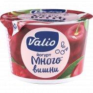 Йогурт «Valio» с вишней, 2.6%, 180 г