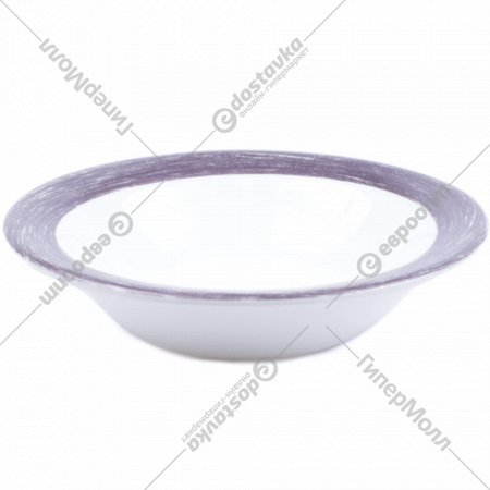 Салатник «Luminarc» Brush Purple, L0777, 12х3 см