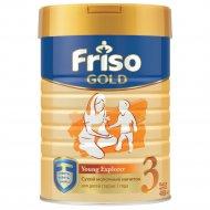 Сухая молочная смесь «Фрисо Голд 3» для детей старше 12 месяцев, 400 г.