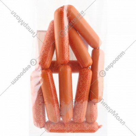Сосиски «Телячьи нежности» высший сорт, 1 кг., фасовка 0.65-0.67 кг