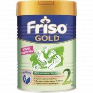 Сухая молочная смесь «Фрисо Голд 2» с 6 до 12 месяцев, 400 г.