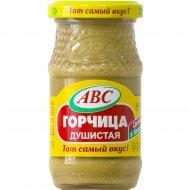Горчица «ABC» душистая, 180 г.