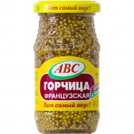 Горчица «АВС» Французская пищевая, 160 г.