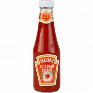 Кетчуп «Heinz» острый, 342 г.