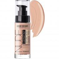 Тональный крем «Belordesign» Nude Harmony, 204 Natural, 33 г