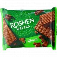 Вафли «Roshen» Wafers шоколад, 72 г.