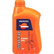 Масло вилочное «Repsol» Moto Fork Oil 5W, 1л