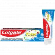 Зубная паста «Colgate» Total 12 Pro, видимый эффект, 75 мл.