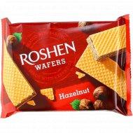 Вафли «Roshen» Wafers орех, 72 г.