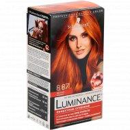Краска для волос «Schwarzkopf» Luminance, дерзкий медный, 8.87.