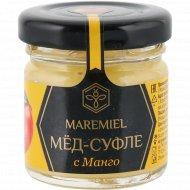 Мед-суфле «Maremiel» с манго, 40 г