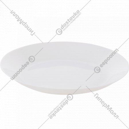 Тарелка стеклокерамическая «Classl» 19 см.