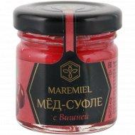 Мед-суфле «Maremiel» с вишней, 40 г