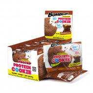 Печенье неглазированное «Bombbar» шоколадный брауни, 40 г