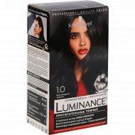 Краска для волос «Schwarzkopf» Luminance, благородный черный, 1.0.