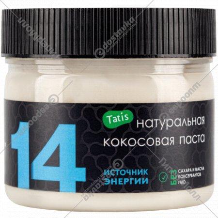 Натуральная кокосовая паста «14» 300 г.