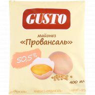 Майонезный соус «Провансаль» столовый деликатесный 50.5%, 400 мл.