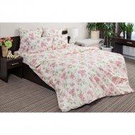 Комплект постельного белья «Ночь Нежна» Лили Марлен, 2 сп. евро 70х70.