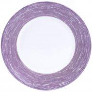 Тарелка «Luminarc» десертная, Brush Purple, L0771, 165551