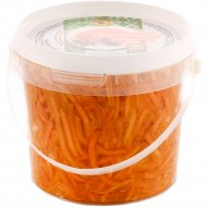 Морковь по-корейски «Пикантная» 300 г.