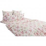 Комплект постельного белья «Ночь Нежна» Лили Марлен, семейный,бежевый.